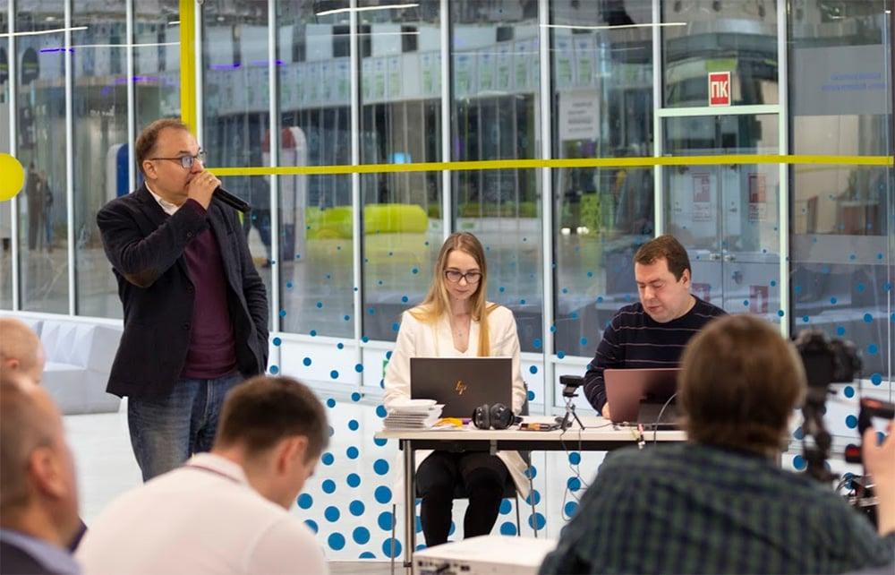 Руководитель группы BIM гипермаркетов «Глобус» Николай Шмук рассказал об опыте применении платформы Lement Pro