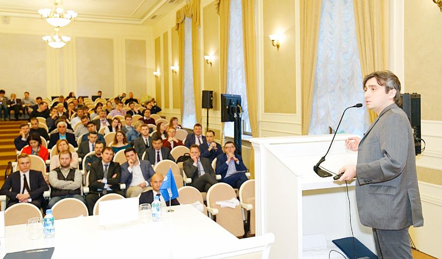 Андрей Шахраманьян презентация SODIS Building BIM-технологии