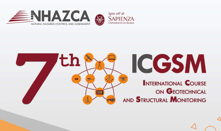 SODIS Lab took part in the 7th International Course on Geotechnical and Structural Monitoring (ICGSM 2021)