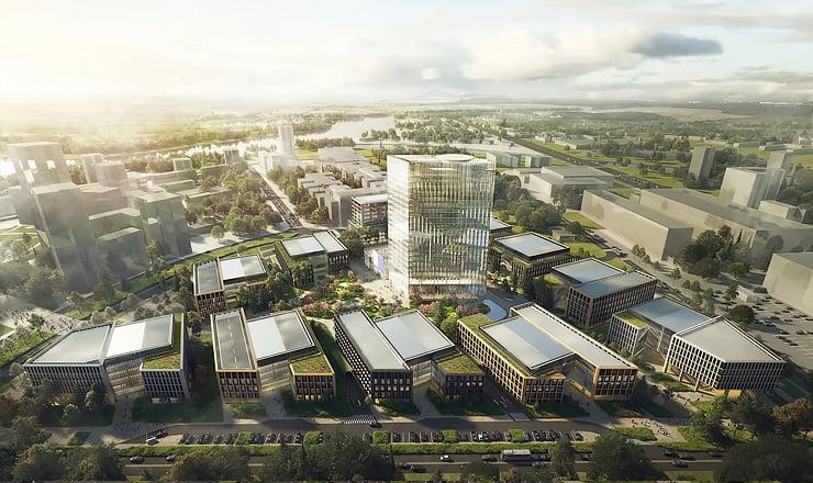 «СОДИС Лаб» реализует проект в бизнес-парке «Ростех-Сити»