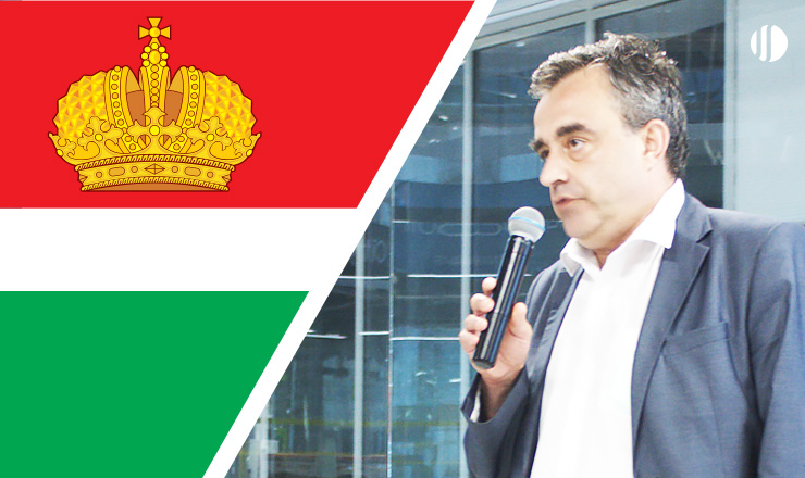 Глеб Барон представил решения СОДИС Лаб администрации Калужской области